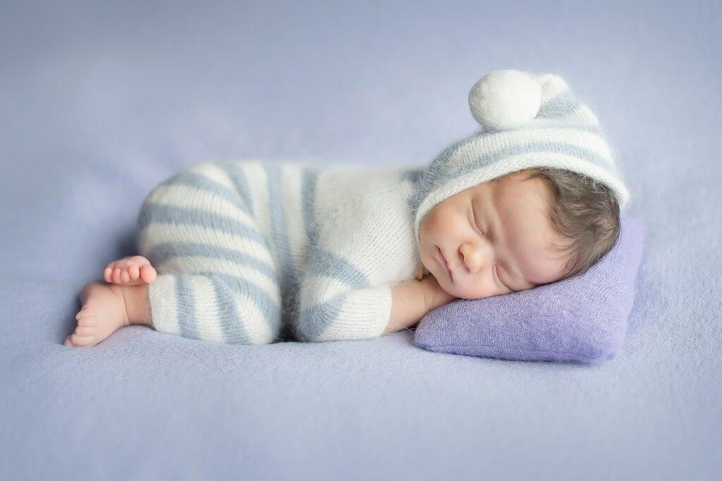 Здоровые привычки сна необходимо формировать с раннего детства